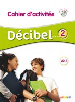 Decibel 2 Cahier + CD mp3