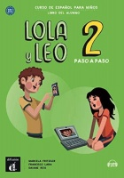 Lola y Leo Paso a paso 2 Libro + MP3 descargable