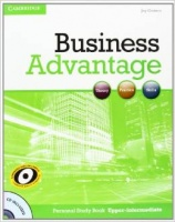 Business Advantage Upp-Int PSb +D