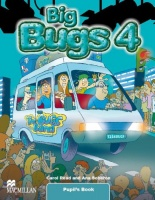 Big Bugs Level 4 Pupil's Book