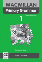 Macmillan Primary Grammar 2Ed 1 Teacher's Book + Webcode