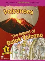 Amazing Volcanoes/The Legend of Batok Volcano Reader