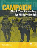 Campaign Dictionary of Military Terms Vocabulary Workbook