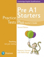 Practice Tests Plus Pre A1 Starters Teacher's Guide