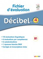 Decibel 4 Fichier d'évaluation + CD