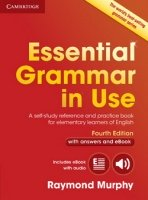 Essential Grammar in Use with Answers and Interactive eBook A Self-Study Reference and Practice