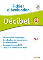 Decibel 2 Fichier d'évaluation + CD