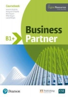 Business Partner B1+ Coursebook and Basic MyEnglishLab Pack
