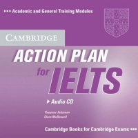 Action Plan for IELTS CD x