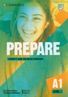 Prepare 2Ed 1 Student's Book with Online Workbook
