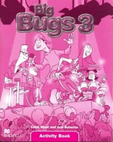 Big Bugs Level 3 Activity Book