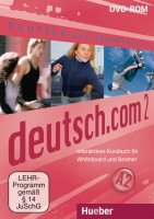 deutsch.com 2, Interaktives Kursbuch. DVD-ROM