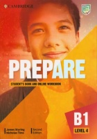 Prepare 2Ed 4 Student's Book with Online Workbook