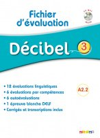 Decibel 3 Fichier d'évaluation + CD