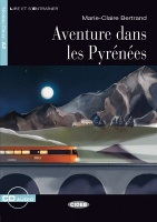 Aventures Dans Le Pirenees + Cd  New