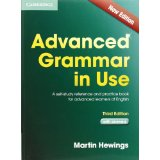 Advanced Grammar in Use with Answers  A Self-Study Reference and Practice Book for Advanced Learners of English