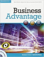 Business Advantage Int SB +DVD