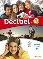 Decibel 1 Livre + CD mp3 + DVD