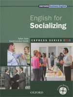 Express: English for Socializing Student's Book and MultiROM