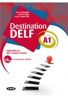 Destination DELF A1: Preparation au DELF scolaire et junior - Livre + CD Audio