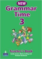Grammar Time 3 New Edition Teacher's Book  Книга для учителя
