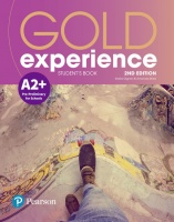 Gold Experience 2nd Edition A2plus Students' Book