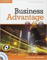 Business Advantage Adv SB +DVD