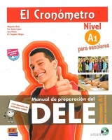 El Cronometro. A1 Escolares + CD