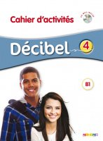 Decibel 4 Cahier + CD mp3
