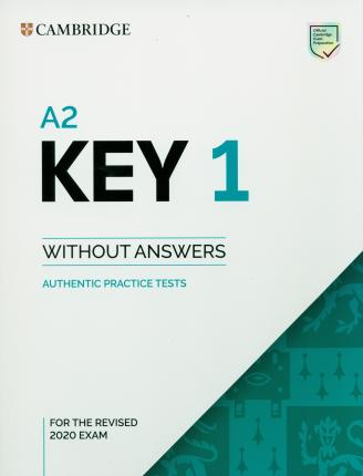 A2 Key 1 for Revised Exam from 2020 Student's Book without Answers