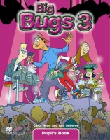 Big Bugs Level 3 Pupil's Book