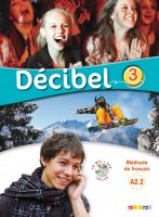 Decibel 3 Livre + CD mp3 + DVD