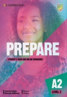 Prepare 2Ed 2 Student's Book with Online Workbook
