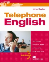 Telephone English Student's Book with Audio CD Pack