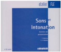 Sons et Intermediateonations CD audio