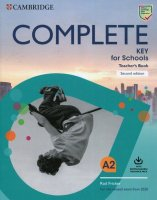 Complete Key For Schools Teacher's Book + Download Class Audio + Teacher's Photocop mat. Exams 2020