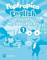 Poptropica English Islands 1 My Language Kit (Reading, Writing & Grammar Book)