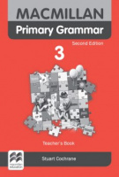 Macmillan Primary Grammar 2Ed 3 Teacher's Book + Webcode