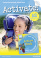 Activate! A2 Students' Book and Active Book DVD-диск