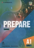 Prepare 2Ed 1 Workbook with Audio Download