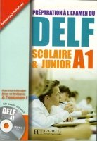 DELF Scolaire et Junior A1+CD