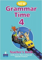 Grammar Time 4 New Edition Teacher's Book  Книга для учителя