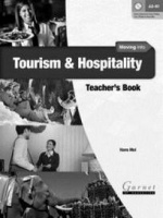Moving into Tourism and Hospitality (Moving into ESAP) Paperback – Teacher's Edition