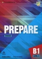 Prepare 2Ed 5 Workbook with Downloadable Audio