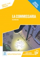 La commissaria. Con CD Audio