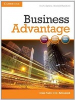 Business Advantage Adv Audio CDs (2)