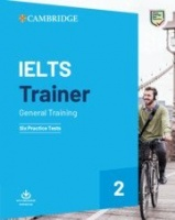 NEW IELTS Trainer 2 General Training Six Practice Tests without Answers with Downloadable Audio