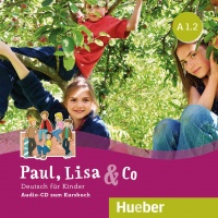 Paul, Lisa & Co A1.2  Audio-CDs