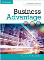 Business Advantage Int Audio CDs (2)