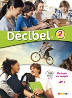 Decibel 2 Livre + CD mp3 + DVD